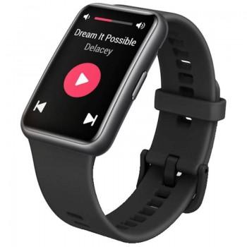 Smartwatch Huawei Fit - Noir prix tunisie