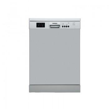 Lave-Vaisselle Telefunken V412W 12 Couverts Silver