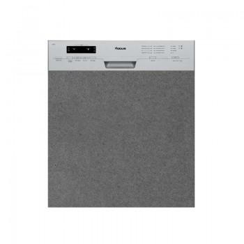 Lave Vaisselle FOCUS F502X Semi Encastrable - Inox