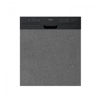 Lave Vaisselle FOCUS F502B Semi Encastrable - Noir prix tunisie