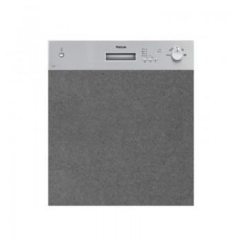 Lave Vaisselle FOCUS Encastrable F501X 12 Couverts Inox