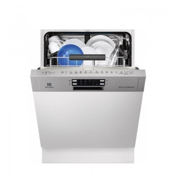 Lave vaisselle ELECTROLUX Semi Encastrable ESI5510LAX - Inox prix tunisie
