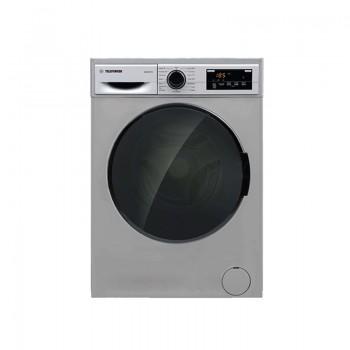 Machine à Laver Frontale TELEFUNKEN 8 Kg - Silver (MACH8-1255CF4T-S)
