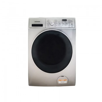 Machine à laver Frontale DAEWOO 11KG Silver (DWD-GN1214S)