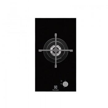 Plaque de Cuisson Vitro Crystal ELECTROLUX 1 Feu 30 cm Noir