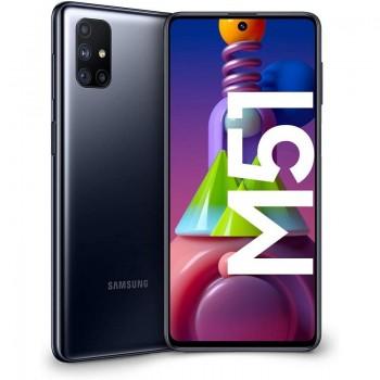 Smartphone Samsung Galaxy M51 Noir prix tunisie
