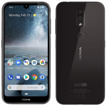 Smartphone Nokia 4.2 32 Go Noir prix tunisie