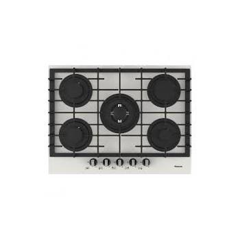 Plaque de Cuisson FOCUS F406W 5 Feux 70 cm Inox