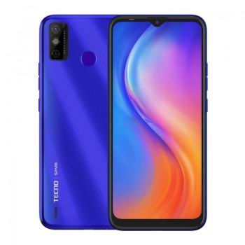 Smartphone TECNO Spark 6 Go - Bleu prix tunisie