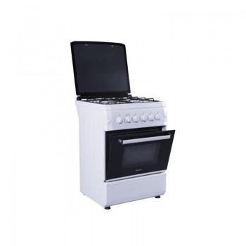 Cuisinière à gaz MONTBLANC REB 6060 60cm Blanc prix tunisie