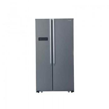 Réfrigérateur TELEFUNKEN Side By Side 562 Litres NoFrost - Noir (FRIG-TLF2-66N)