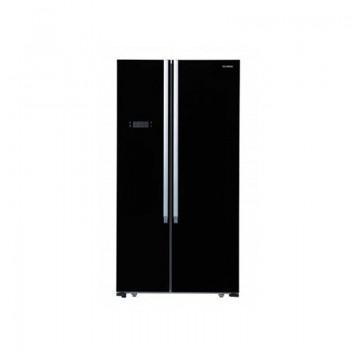 Réfrigérateur TELEFUNKEN Side By Side 562 Litres NoFrost - Noir (FRIG-TLF2-66B)