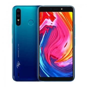 Smartphone ITEL A56 - Bleu prix tunisie