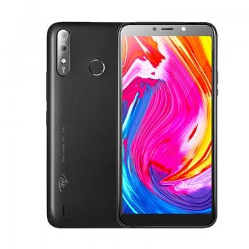 Smartphone ITEL A56 - Noir prix tunisie