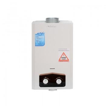 Chauffe Bain Biolux 10 Litres Gaz Naturel - Blanc