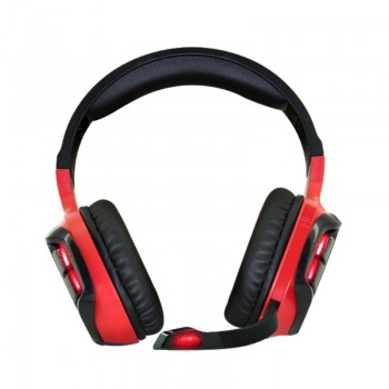 Micro Casque Gamer SPIRIT OF GAMER ELITE H60 - Rouge
