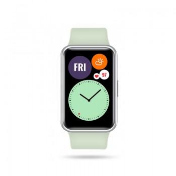 Smartwatch Huawei Fit - Vert prix tunisie