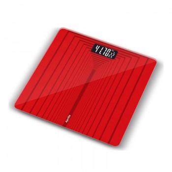 Pèse Personne Électronique APRILIA ABS1026 150KG - Rouge