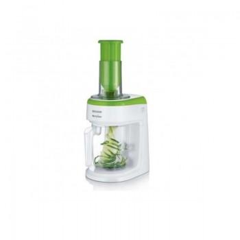 Coupe Légumes SEVERIN 80 Watt -1250 ml- Blanc&Vert (KM3921)