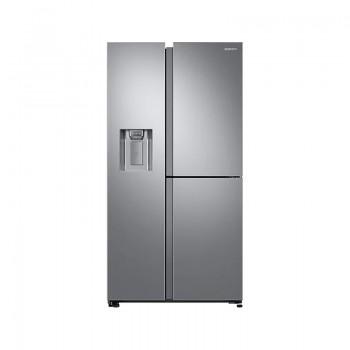 Réfrigérateur SAMSUNG Side By Side 604 Litres NoFrost - Silver (RS68N8670SL)