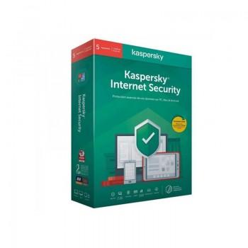 Antivirus Total Security KASPERSKY 2020 5Postes / 1an (KL19498BEFS-20MAG)