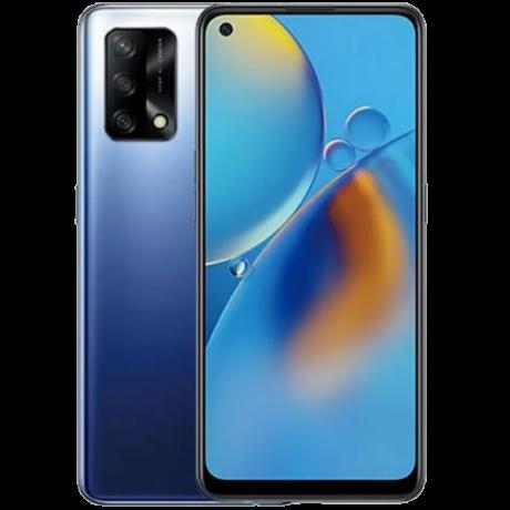 Smartphone Oppo A74 - Bleu