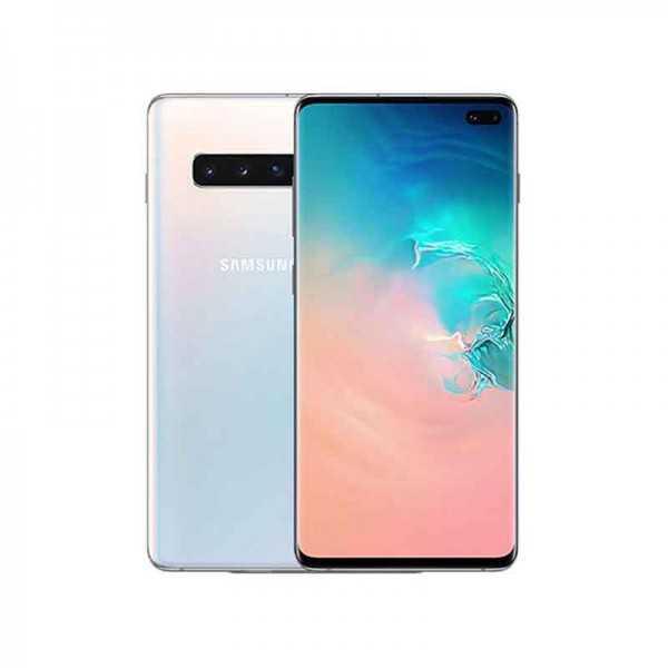 Smartphone Samsung Galaxy S10 Plus Blanc tunisie