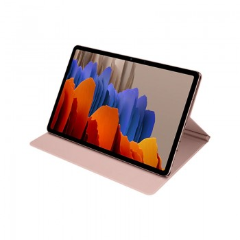 Etui Book Cover Galaxy Tab S7 - Mystique Bronze