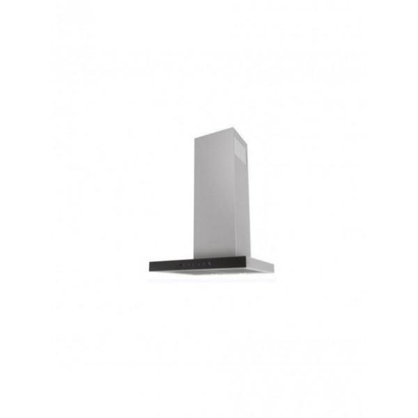 Hotte Décorative NARDI NCA7601CN.T002 60 cm Inox et Noir - prix tunisie