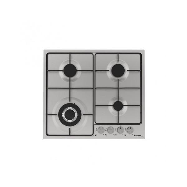 Plaque de Cuisson Encastrable NARDI VG44AVX.T001 4 Feux Inox -prix tunisie