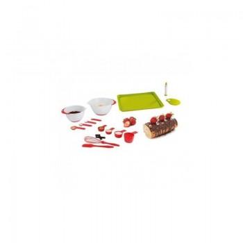 Set Pour Gâteaux Roulés Et Bûches LIVOO MEN297