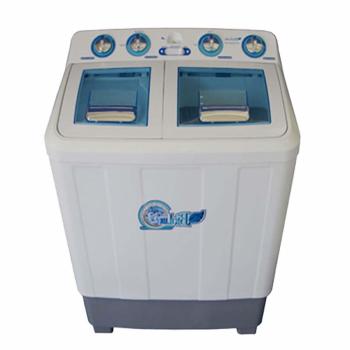 Machine à Laver Semi-Automatique Biolux DT100 10Kg - Blanc - prix tunisie