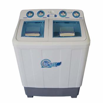 Machine à Laver Semi-Automatique Biolux DT120 12Kg - Blanc - prix