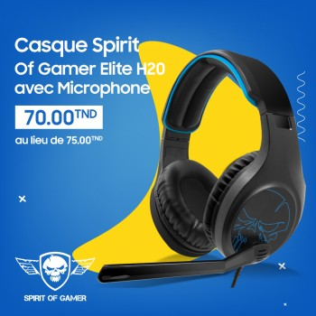 Casque SPIRIT OF GAMER...