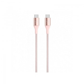 CÂBLE BELKIN MIXITUP DURATEK USB-C VERS USB-C / ROSE GOLD prix tunisie