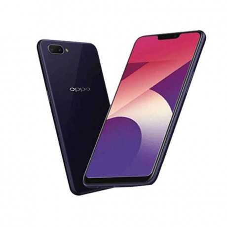 Smartphone OPPO A3S Violet Foncé
