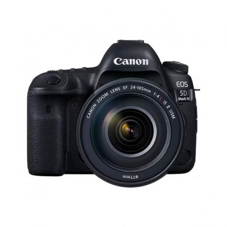 Appareil Photo Reflex Numérique Canon EOS 5D Mark IV + 24-105 F4L (PHO-EOS-5D-IV-105) - prix tunisie
