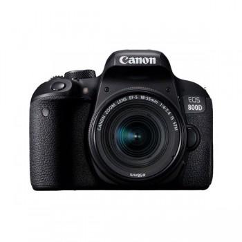 Appareil Photo Reflex Numérique Canon EOS 800D Wifi + Objectif 18-55 IS STM (PHO-EOS-800D) - prix tunisie