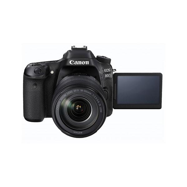 Appareil Photo Reflex Numérique Canon EOS 80D W + Objectif 18-55 IS STM (PHO-EOS-80D-W) - prix tunisie