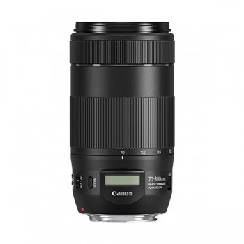 Objectif Canon EF 70-300mm f/4-5.6 IS II USM (CANOB46)- prix tunisie