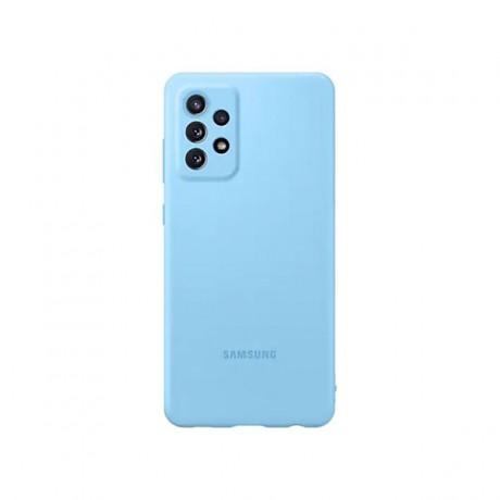Silicone Cover Galaxy A72 Bleu (PA725TBEGWW) - prix tunisie
