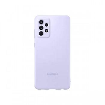 Silicone Cover Galaxy A72 Violet (PA725TBEGWW) - prix tunisie
