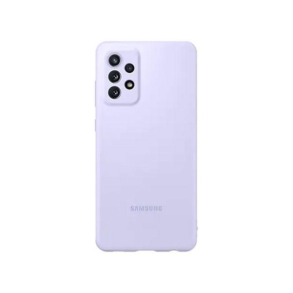 Silicone Cover Galaxy A52 Violet (PA525TBEGWW) - prix tunisie