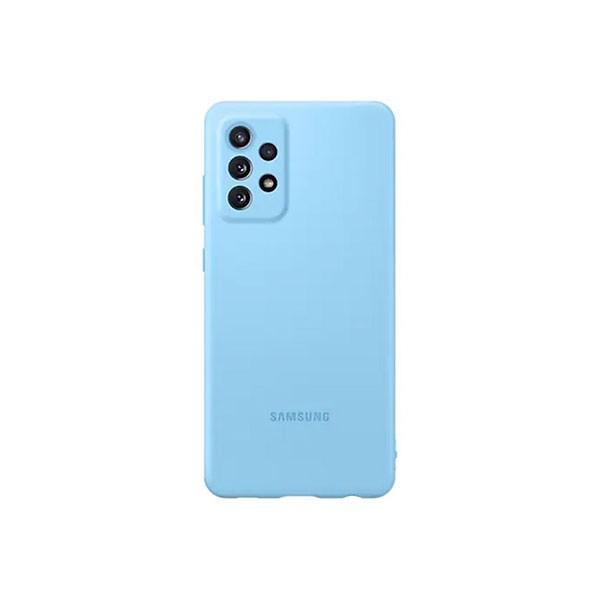 Silicone Cover Galaxy A52 Bleu (PA525TBEGWW) - prix tunisie