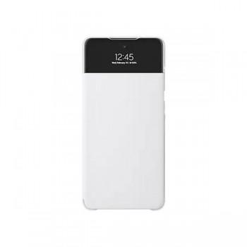 View Wallet Cover Galaxy A52 S Blanc (EA525PBEGEW) - prix tunisie