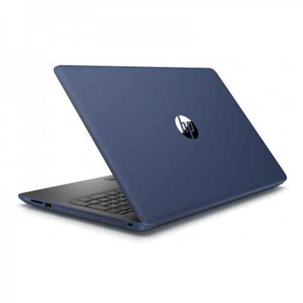 PC Portable HP 15-DA0005NK i3 7è Gén 4Go 1To 4BY23EA- Bleu tunisie