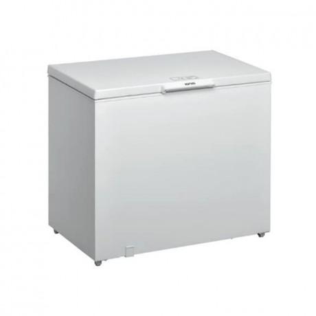 Congélateur Coffre IGNIS CEI 250 251L Blanc