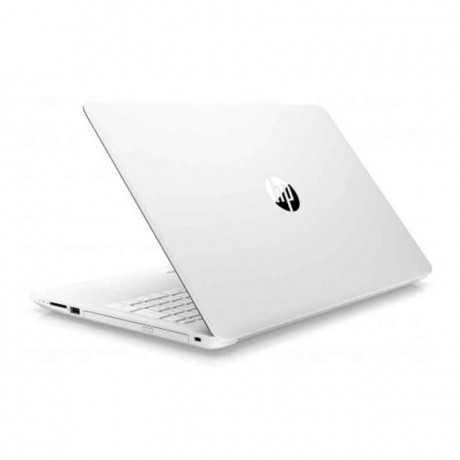 PC Portable HP 15-DA0001NK i3 7è Gén 4Go 1To Blanc (4BY81EA)