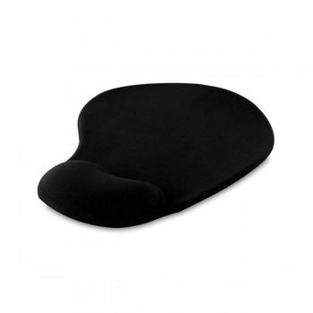 Tapis Souris Addison avec support poignet en gel - 300152 - Noir - prix tunisie