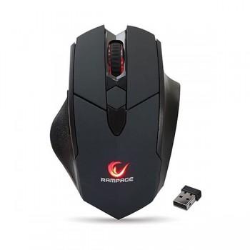 Souris Gaming Sans Fil Everest Rampage SMX-R12 - 4800dpi - Noir - prix tunisie